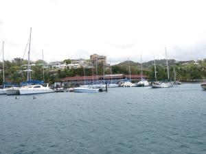 Marina at Blue Lagoon