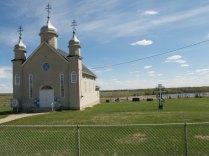 A familiar site on the Prairies