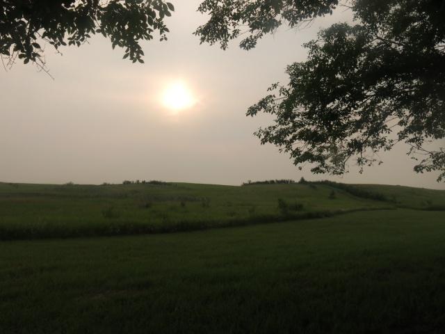 Dawn at Craik