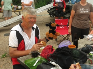 """Mike and Barry """"the bear dog"""" - story to follow"""