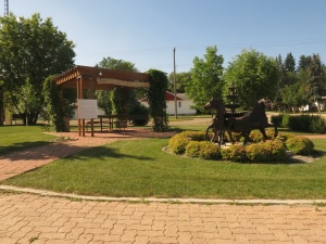 Park in Birtle