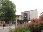 Dorm at Laval University