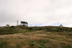 Cape Spear's lighthouses