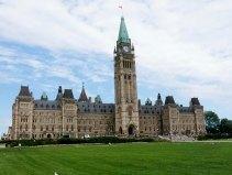 Parliament Buildings, Ottawa, ON