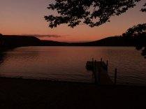 Sunset, Lake Ainslie, NS