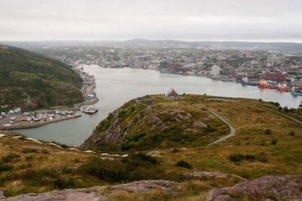St. John's Harbour, NL