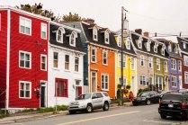 Street scene, St. John's, NL