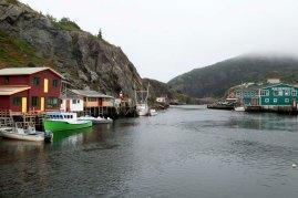 Quidi Vidi Harbour, NL