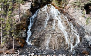another Malign Canyon waterfall