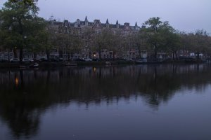 Amsterdam morning