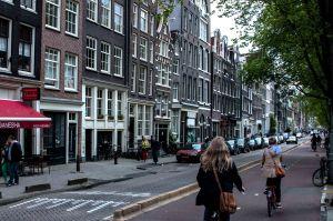 Amsterdam stret