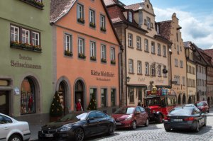 Chistmas store in Rothenberg