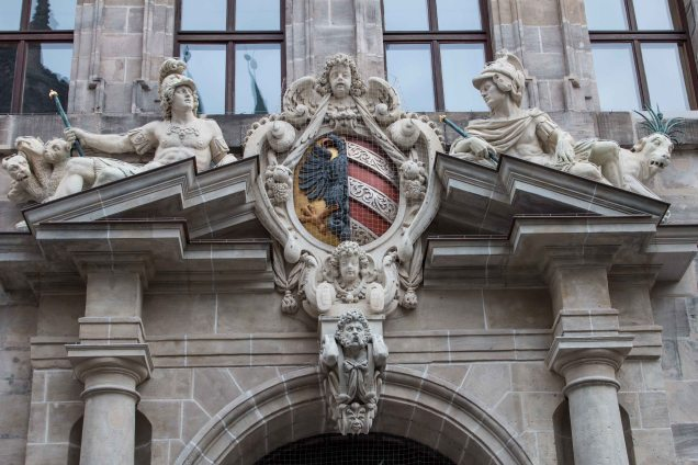 City Hall, Nuremberg