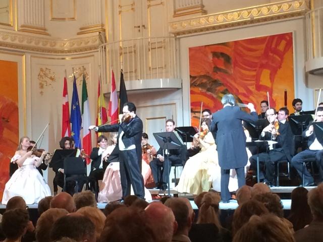 Concert in Vienna