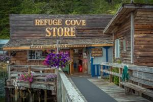 Refuge Cove Store