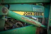 Nothing runs like a Deere