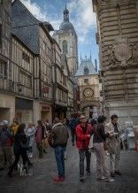 Golden Clock in Rouen