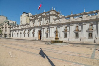Presidential Palace - formerly the Mint