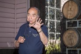 Sparkling wine presentation