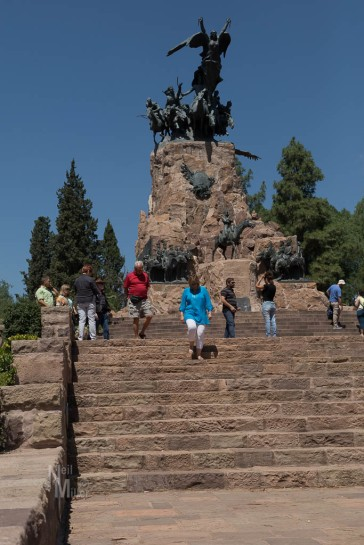 Army of the Andes monument